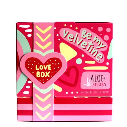 aloe+colors Velvetine-BOX