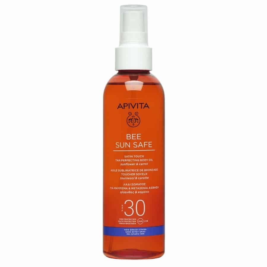 Satin Touch The Perfecting Body Oil 30