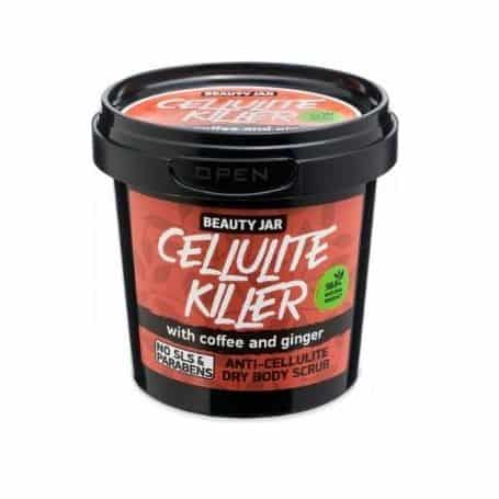 beauty jar cellulite killer scrub kata tis kuttaritidas 150gr