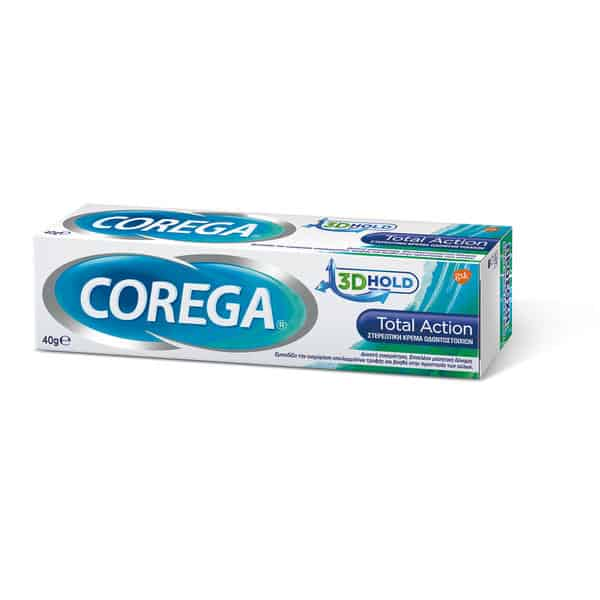 corega 3d hold total action 40g