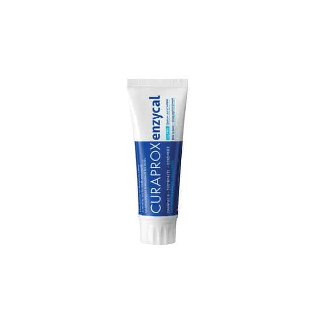 curaprox enzycal sodium toothpaste 75 ml