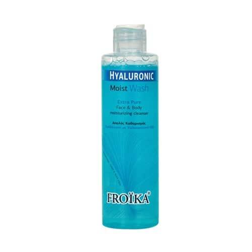 froika hyaluronic moist wash 200ml
