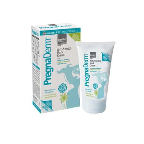 intermed pregnaderm anti stretch mark cream 150ml