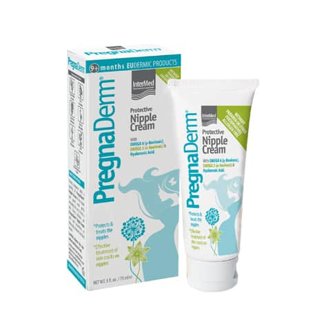 intermed pregnaderm protective nipple cream