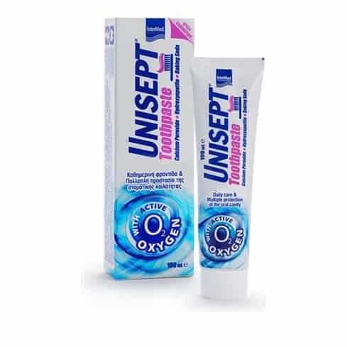 intermed unisept toothpaste oxygen active 100ml