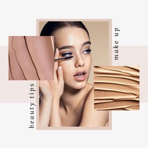 make up beauty tips