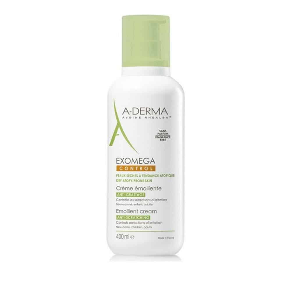 A-Derma Exomega Control Crème Emolliente 400ml