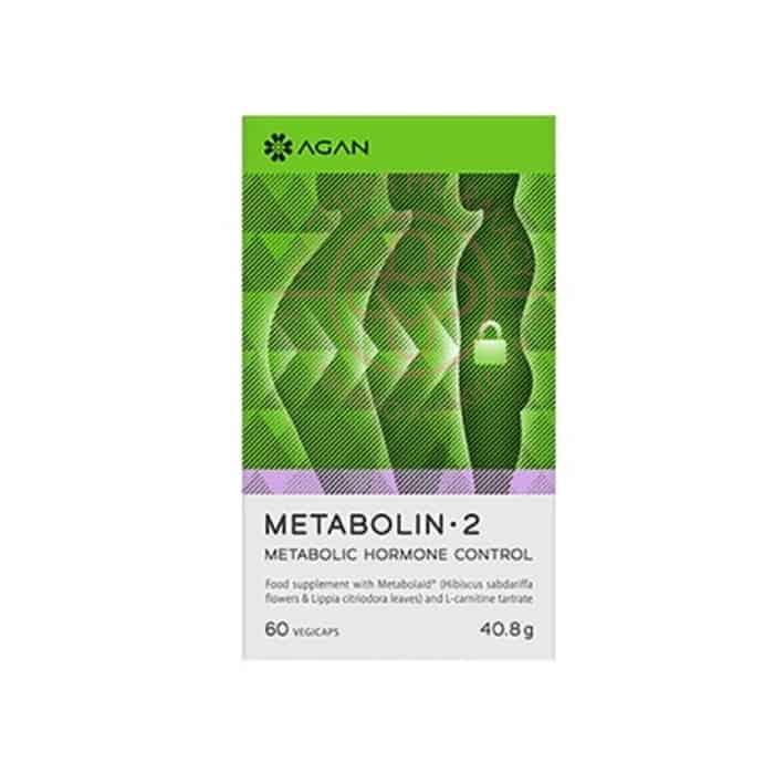 Αδυνάτισμα Έλεγχος βάρους Agan Metabolin 2