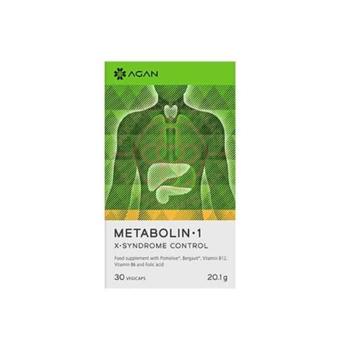 Αδυνατισμα ελεγχος βαρους Agan Metabolin1