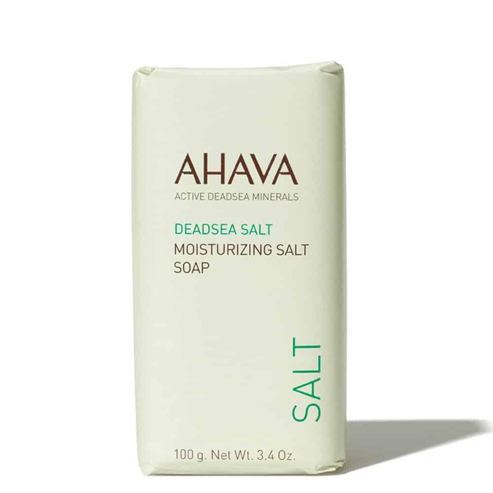 Ahava Deadsea Salt Moisturizing Salt Soap 100gr