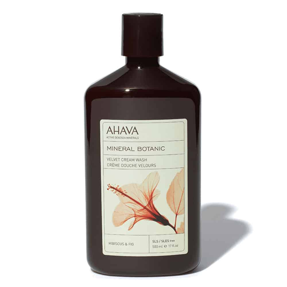 Ahava Mineral Botanic Cream Wash 500ml