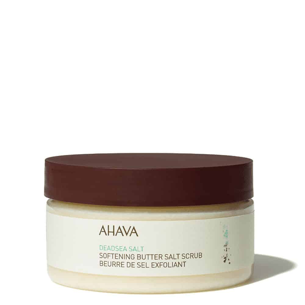 Ahava Softening Butter Salt Scrub 220gr