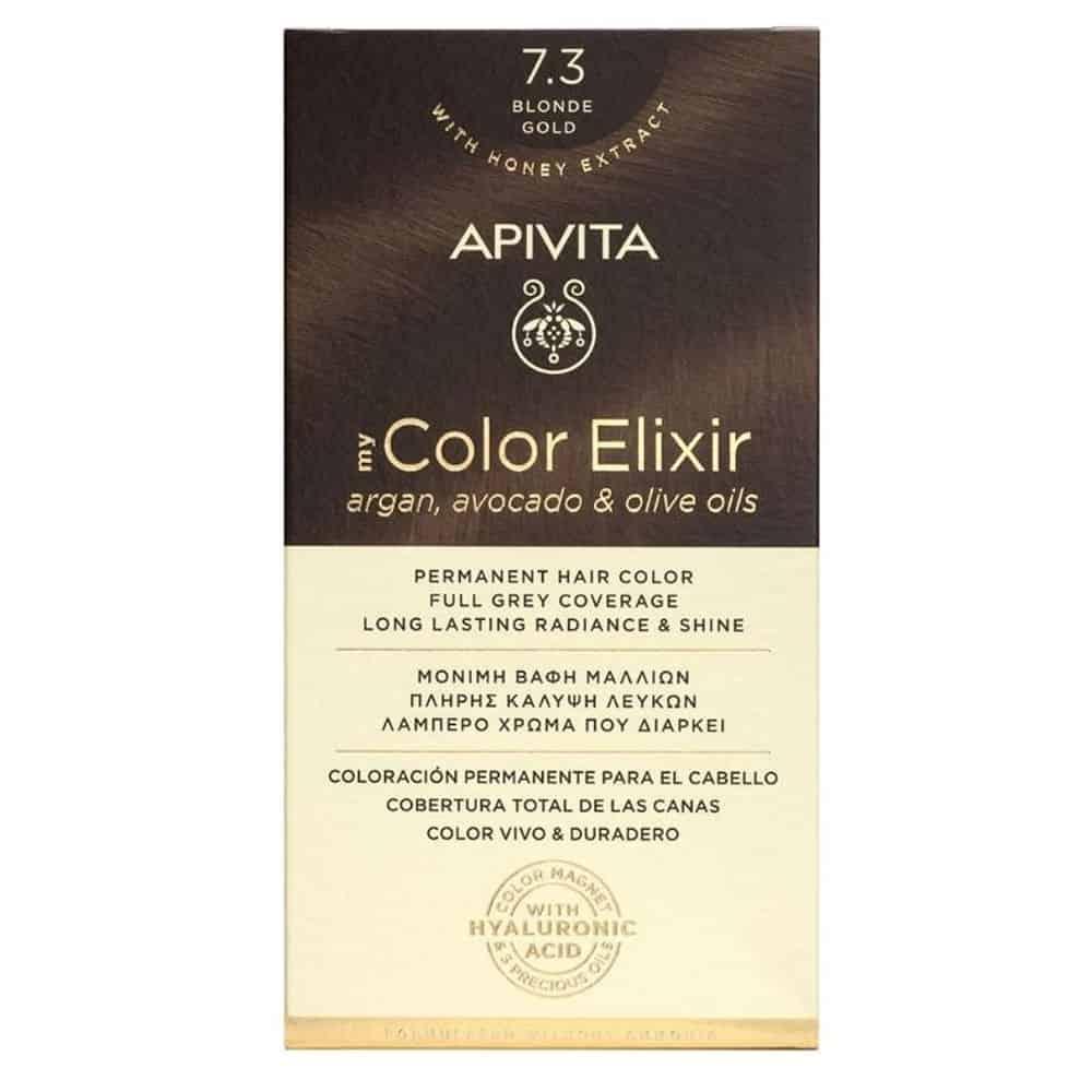 Apivita My Color Elixir 7.3 Ξανθό Μελί