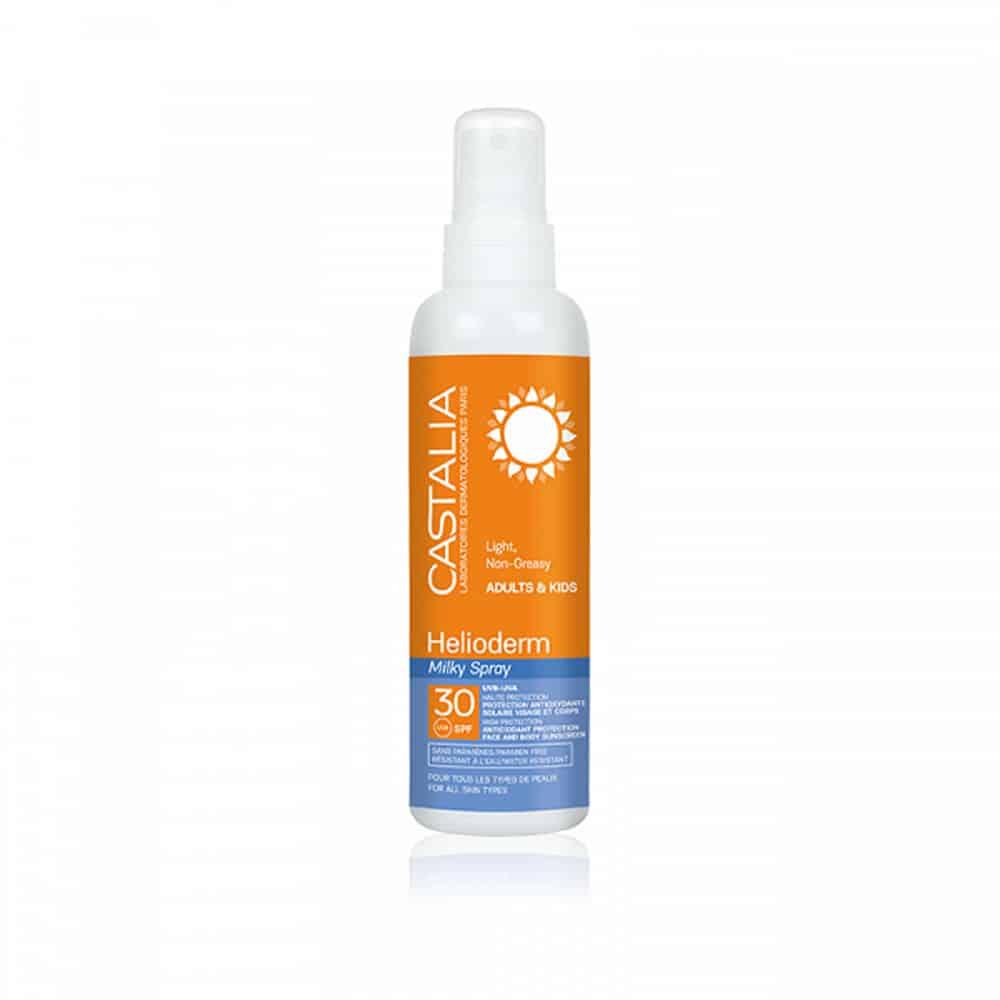 Castalia Helioderm Milky Spray SPF 30+ 240ml