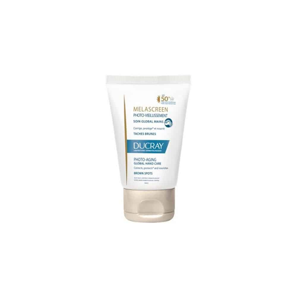 Ducray Melascreen Photo-Aging Crème Mains Global SPF50 50ml