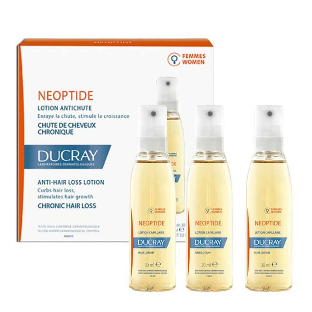Ducray Neoptide Women Lotion 3x30ml