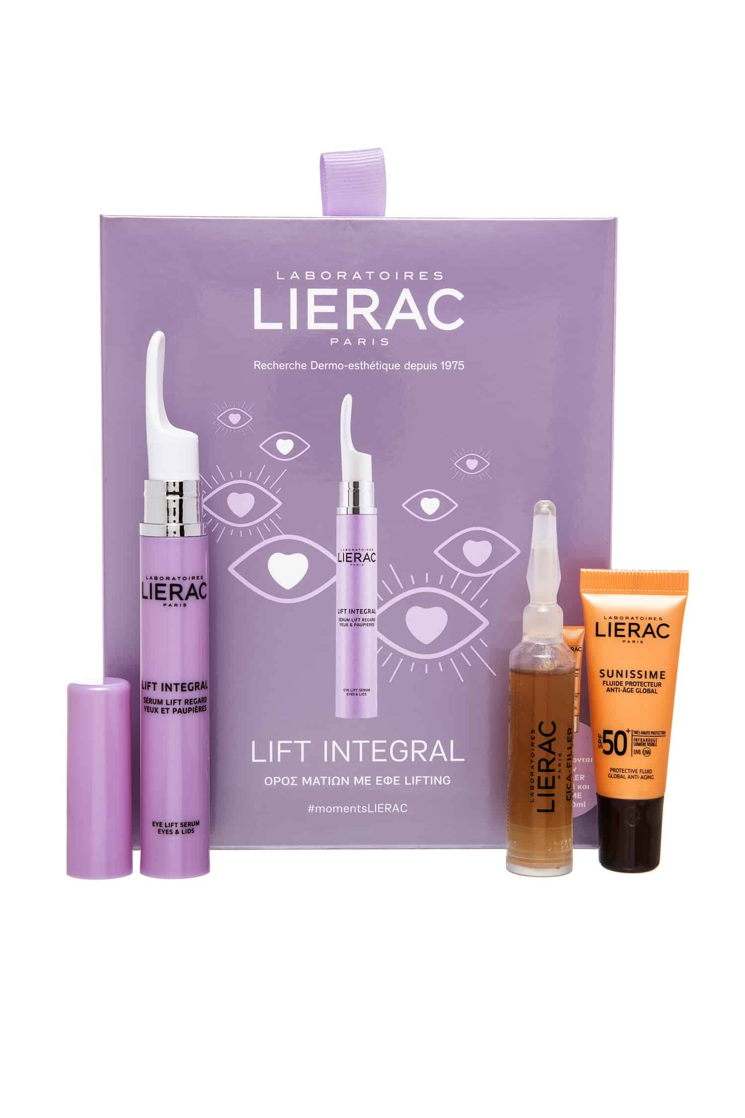 PROMO LIFT INTEGRAL PRODUCTS eyes