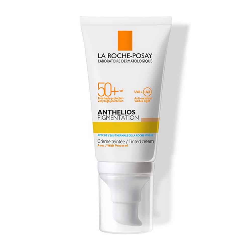 La Roche Posay Anthelios Pigmentation Tinted Cream Universal Shade SPF50 50ml