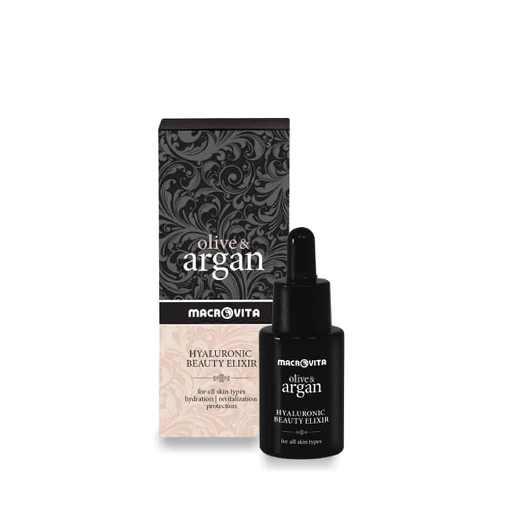 Macrovita Argan Beauty Elixir Hya 15ml