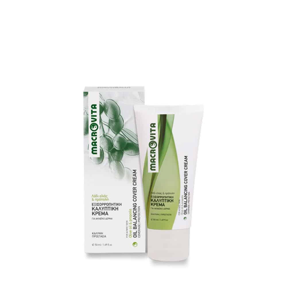 Macrovita Oil Balancing Cover Cream 50ml