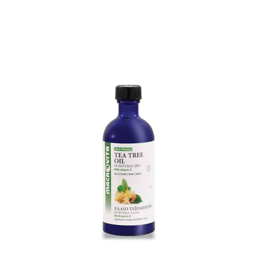 Macrovita Tea Tree Oil 100ml