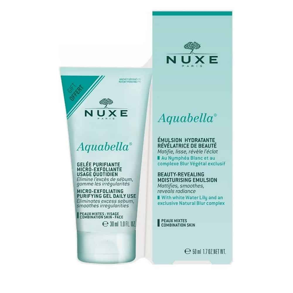 Nuxe Set Aquabella Day Cream