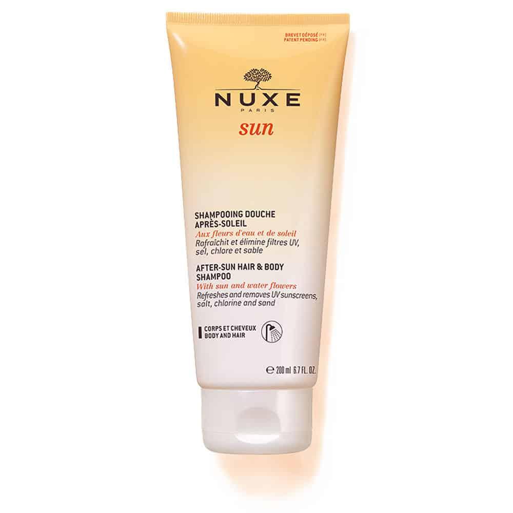 Nuxe Sun Shampooing Douche Apres Soleil 200ml