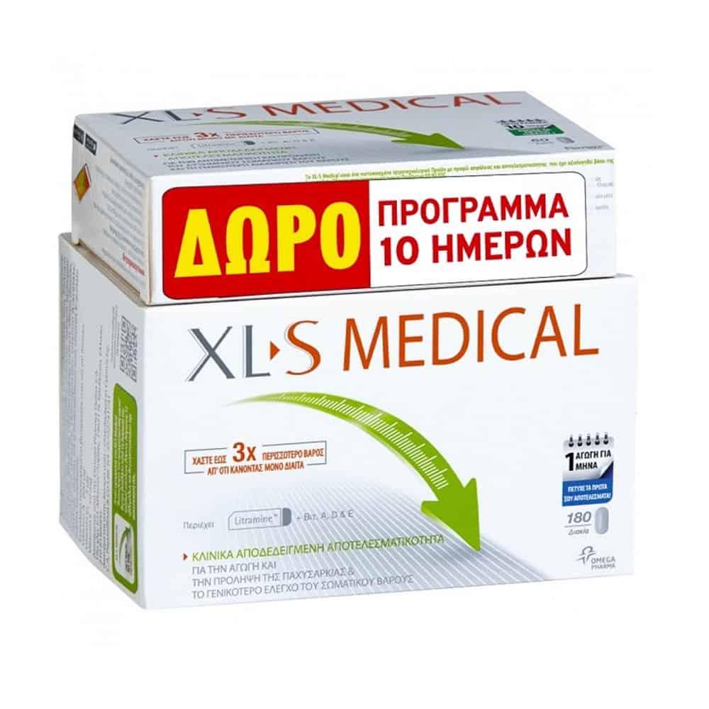 XL S Medical 180Tabs Gift 60Tabs