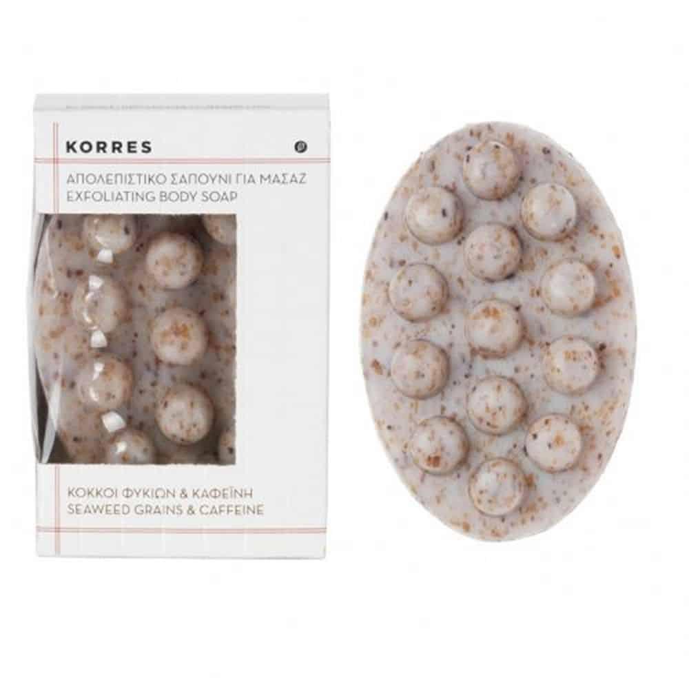 korres Exfoliating Body Soap 125gr