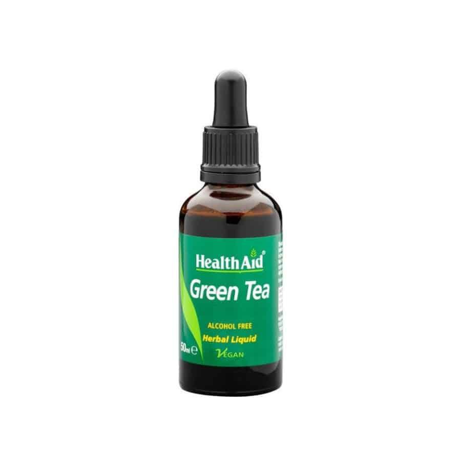 HEALTH AID GREEN TEA