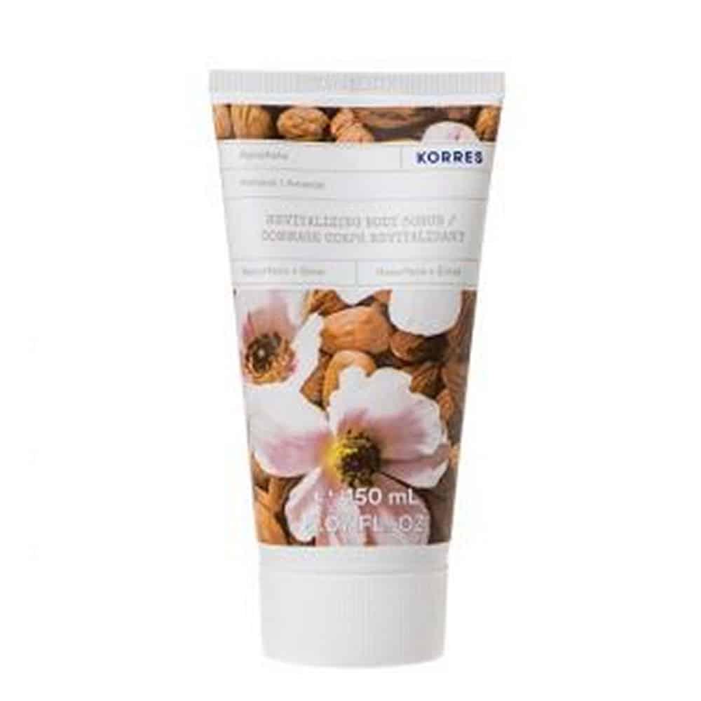 Korres Body Scrub Almond 150ml