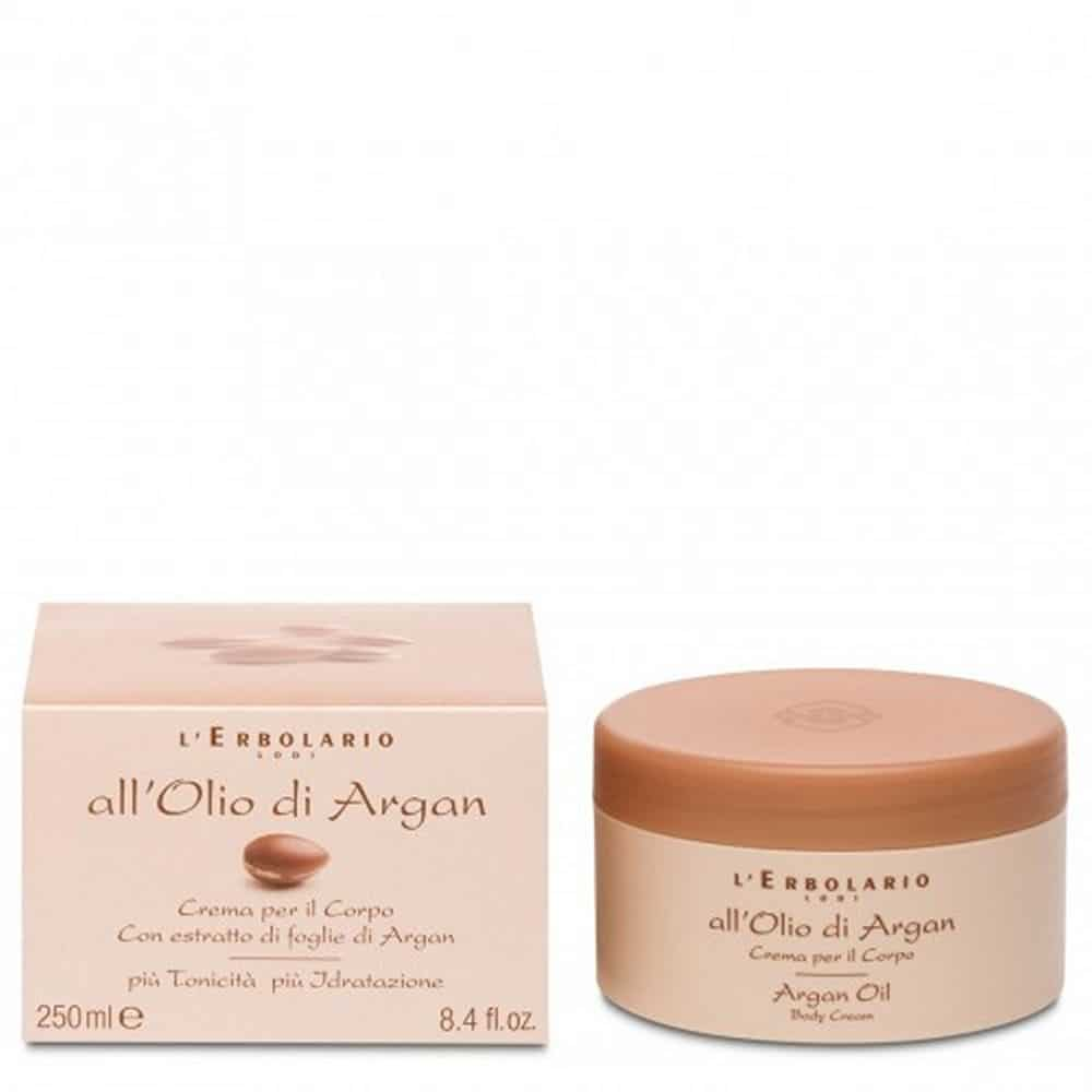L'erbolario Body Cream All'Olio di Argan 250ml