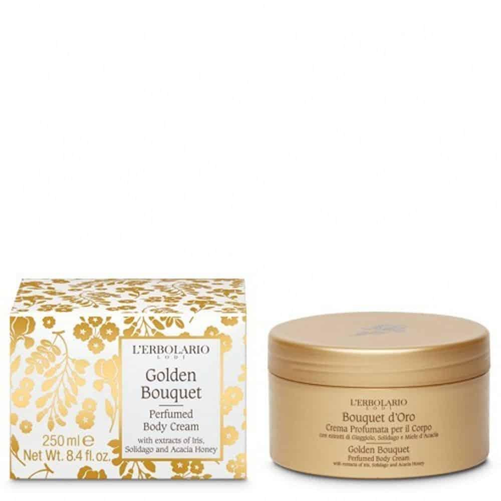 L'erbolario Body Cream Bouquet D'Oro 250ml