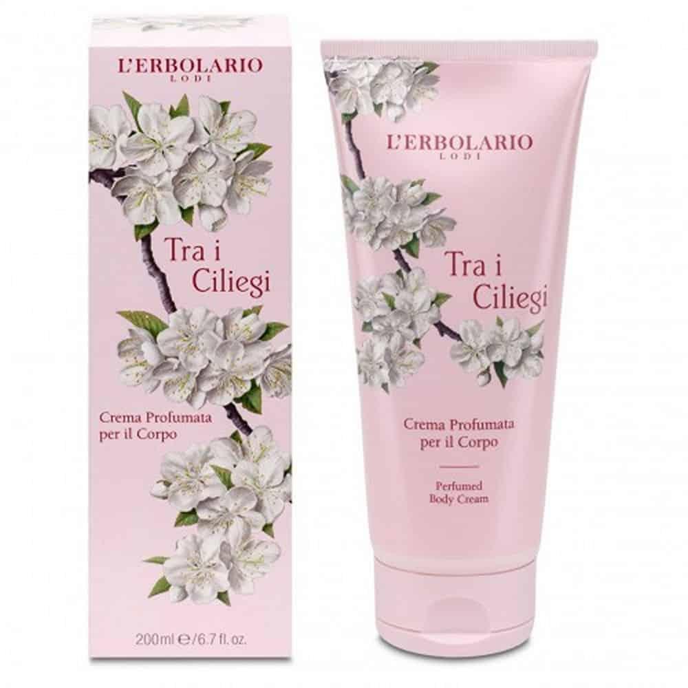 L'erbolario Body Cream Tra I Ciliegi 200ml