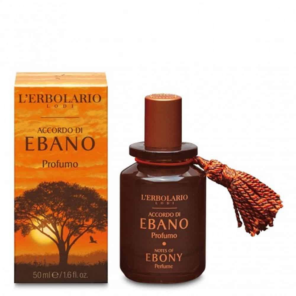 L'erbolario Perfume Accordo Di Ebano 50ml