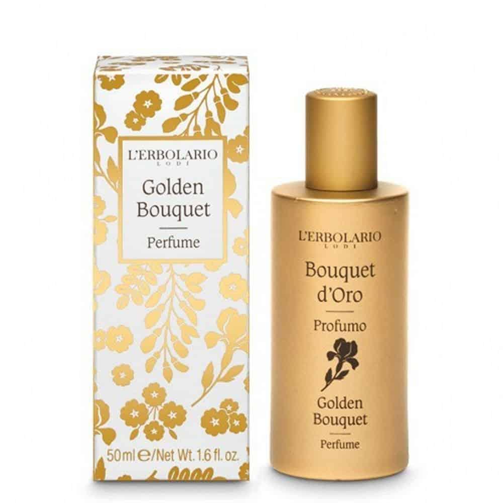 L'erbolario Perfume Bouquet D'Oro 50ml