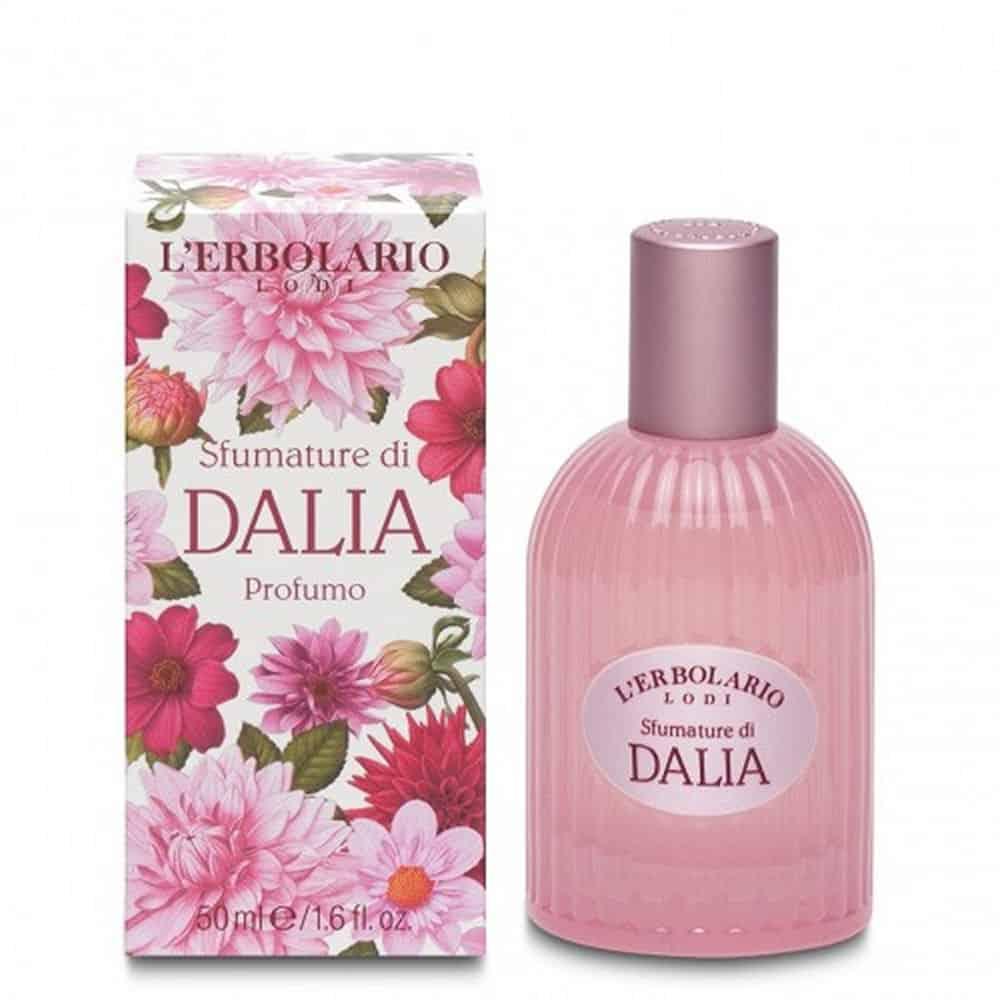 L'erbolario Perfume Shades Of Dahlia 50ml