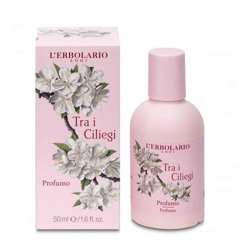 L'erbolario Perfume Tra I Ciliegi 50ml