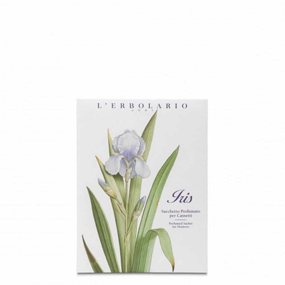 L'erbolario Perfumed Sachets For Drawers Iris