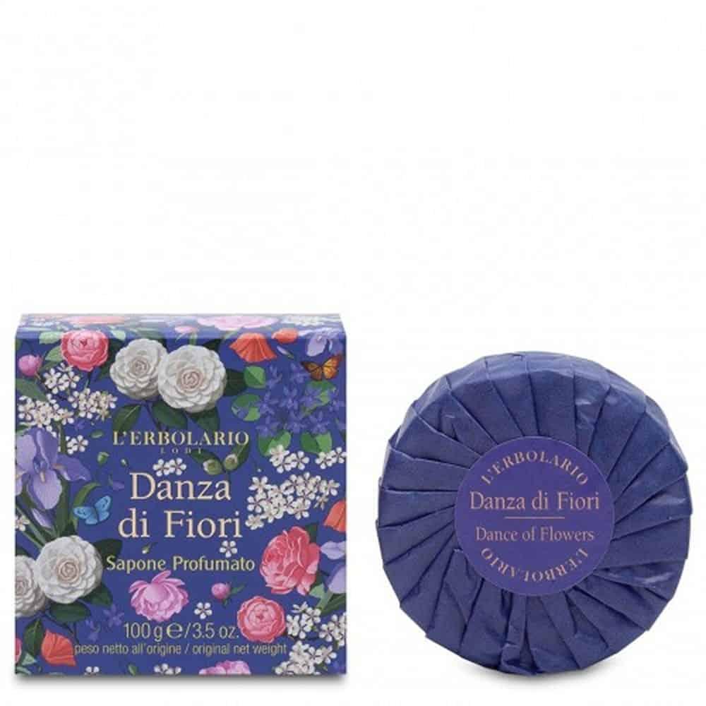L'erbolario Perfumed Soap Danza Di Fiori 100gr