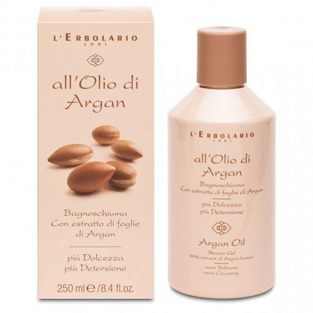 L'erbolario Shower Gel All'Olio di Argan 250ml