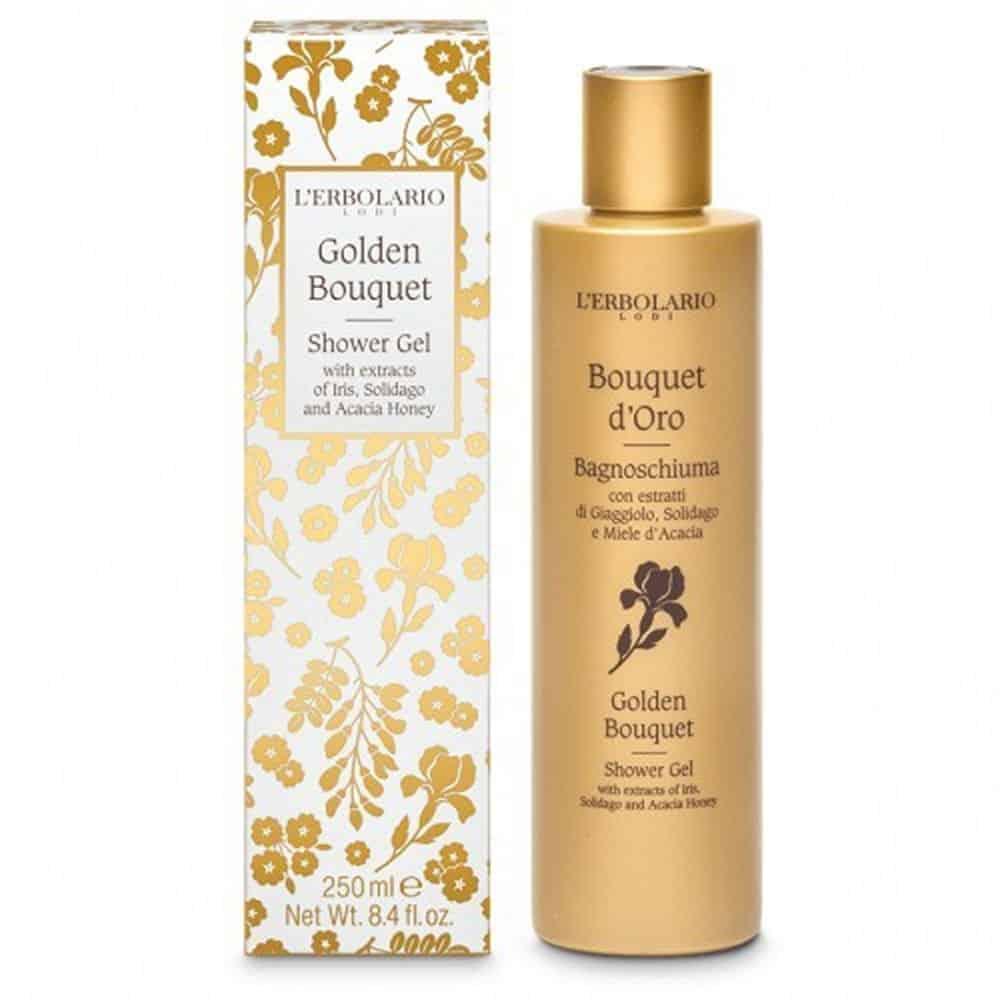 L'erbolario Shower Gel Bouquet D'Oro 250ml