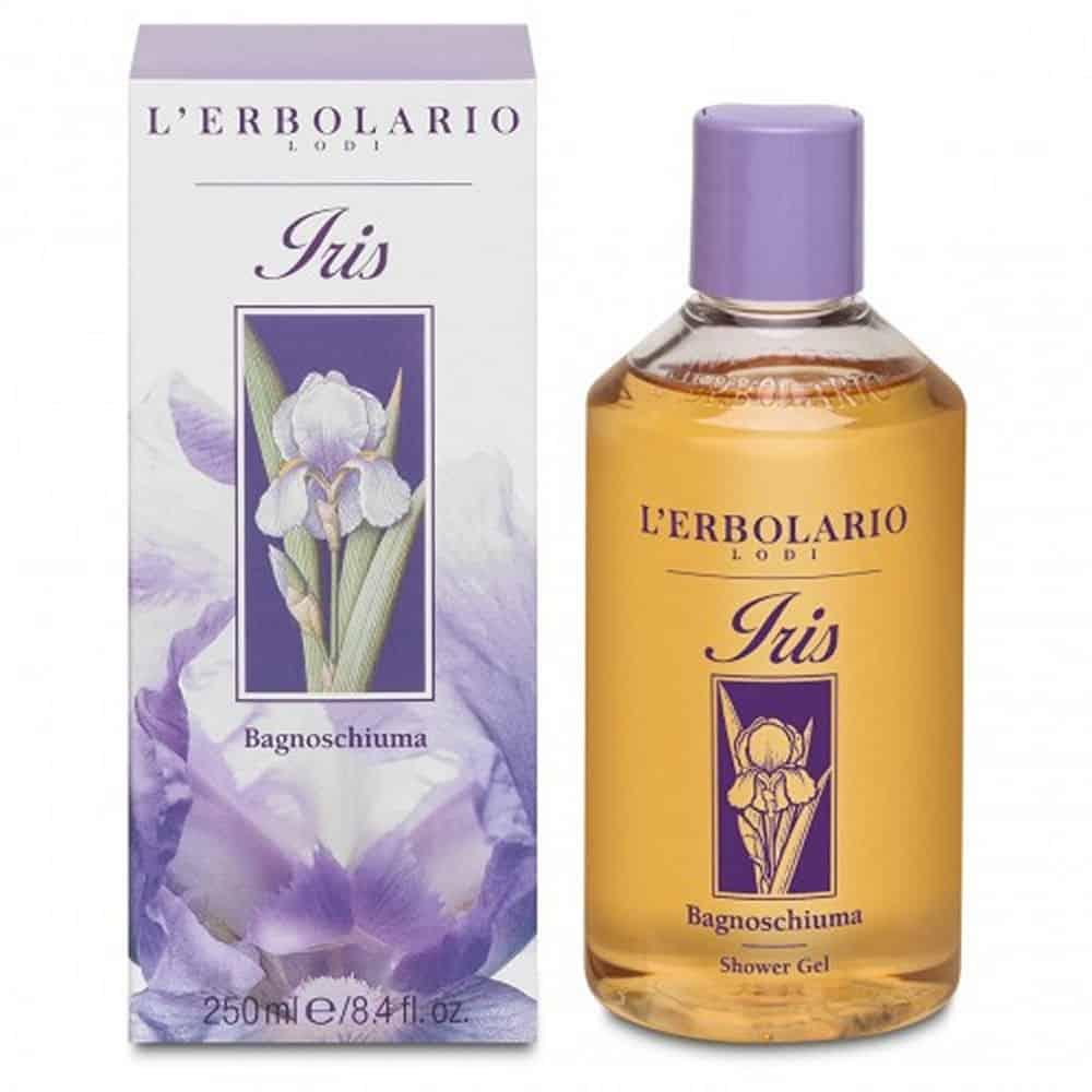 L'erbolario Shower Gel Iris 250ml