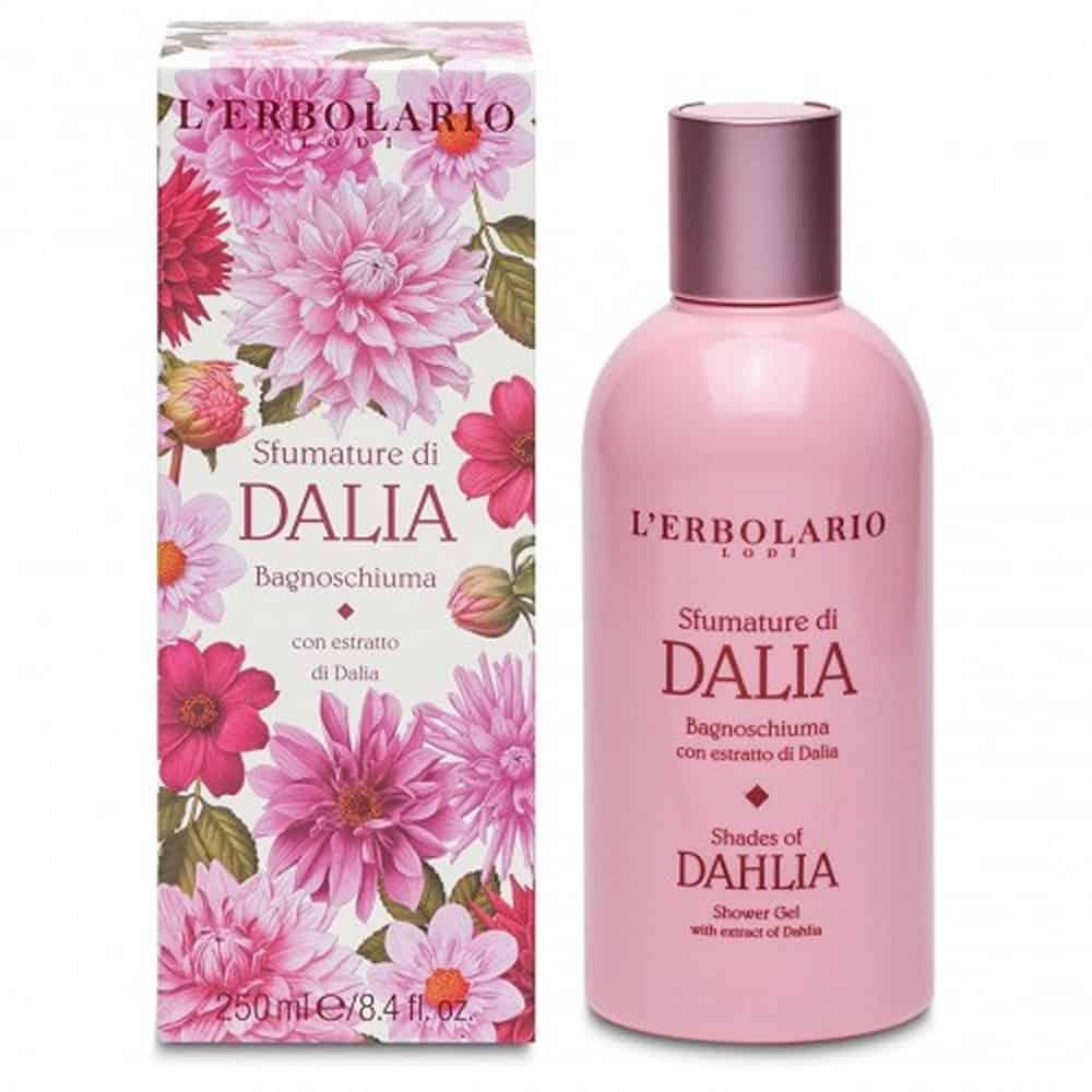 L'erbolario Shower Gel Shades Of Dahlia 250ml