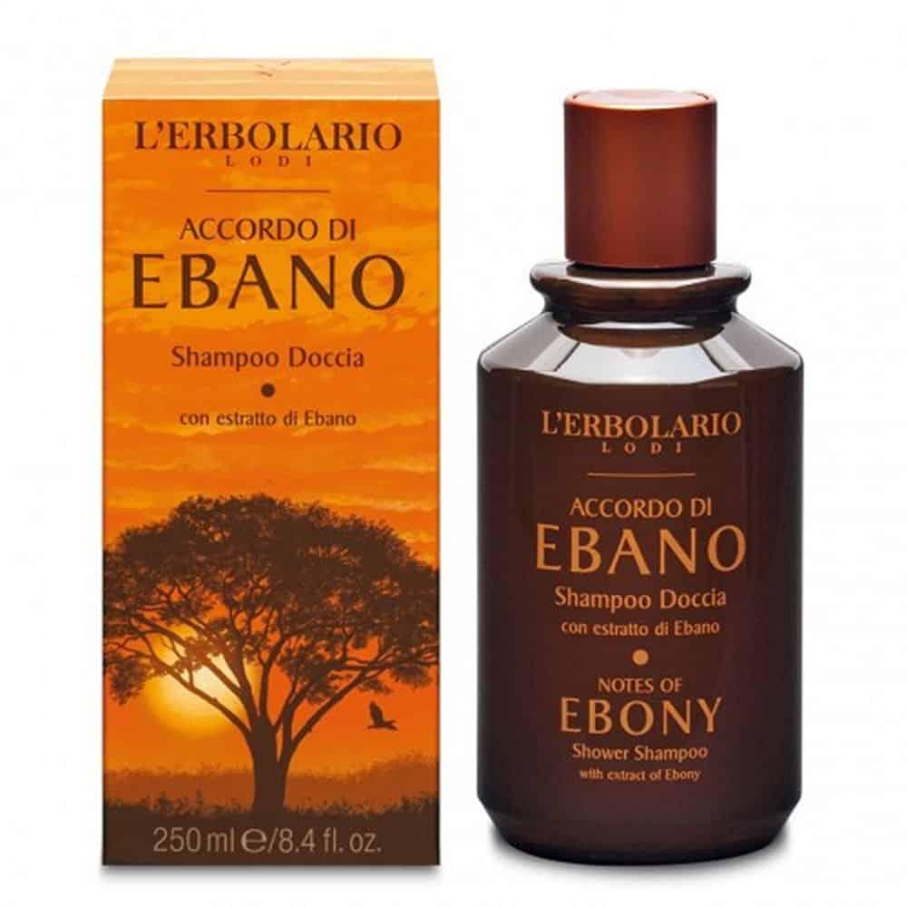 L'erbolario shower Shampoo Accordo Di Ebano 250ml