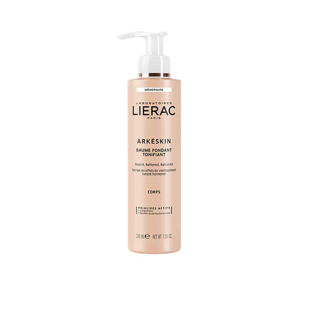 Lierac Arkeskin Baume Fondant-Tonifiant Boby Cream 200ml