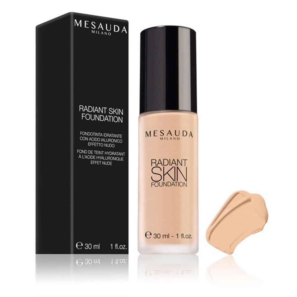 Mesauda Radiant Skin Foundation 30ml