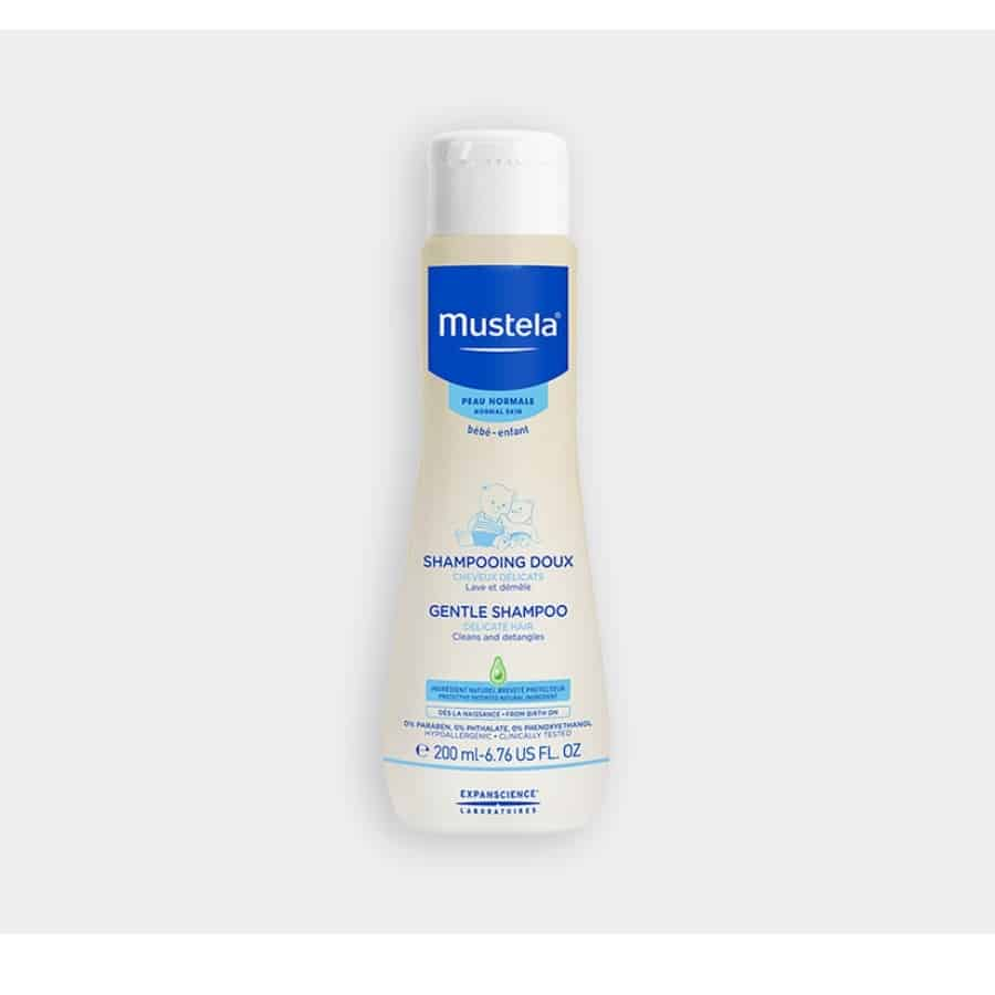 Mustela Gentle Shampoo (1)