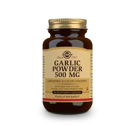 Solgar Garlic Powder 500 mg