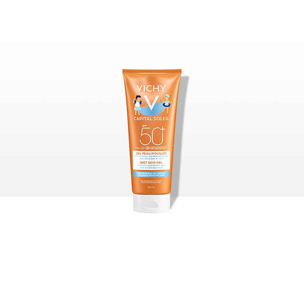 Vichy Capital Solleil Wet Skin Gel kids 200ml